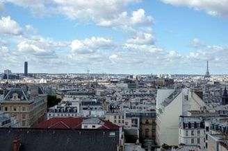 Canal Saint Martin París 10° 1 dormitorio Apartamento