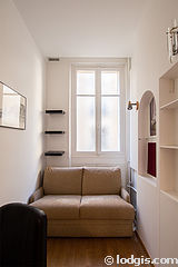 Apartment Paris 16° - Bedroom 2