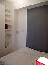 Appartement Paris 11° - Alcove