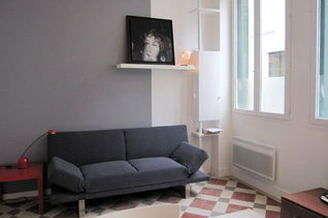 Bastille パリ 11区 ワンルーム アルコーヴ(しきりのない小空間)