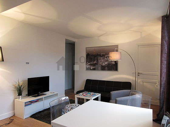 Séjour calme équipé de téléviseur, ventilateur, 1 fauteuil(s), 4 chaise(s)