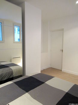 Appartement Paris 2° - Chambre 2