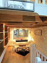 公寓 巴黎5区 - 书房