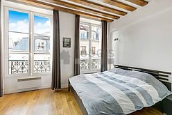 Apartment Paris 1° - Bedroom