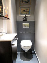 Apartment Paris 1° - Toilet