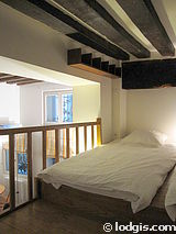 Appartamento Parigi 6° - Soppalco