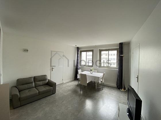 Location appartement 2 chambres avec ascenseur et for Location studio meuble paris 16