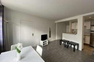 Auteuil パリ 16区 2ベッドルーム アパルトマン