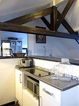 アパルトマン Val de marne sud - キッチン