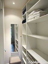 Appartement Paris 3° - Dressing