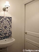 Wohnung Paris 3° - WC