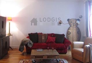 Appartement Rue Saint-Vincent Paris 18°