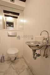 duplex Parigi 1° - WC