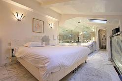 Duplex Paris 1° - Bedroom