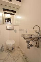 Duplex Paris 1° - Toilet