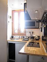 アパルトマン パリ 5区 - キッチン