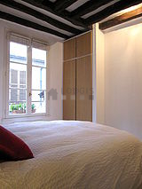 Apartment Paris 5° - Bedroom