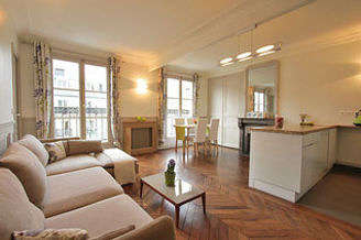 Châtelet – Les Halles París 1° 2 dormitorios Apartamento