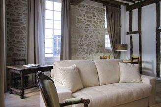 Notre-Dame – Île Saint Louis París 4° 1 dormitorio Apartamento