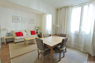 Puteaux 1 спальня Квартира