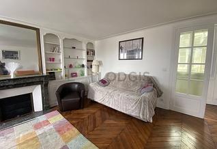 Квартира Rue Saint-Jacques Париж 5°