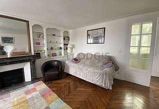 Quartier Latin – Panthéon Paris 5° 1 Schlafzimmer Wohnung