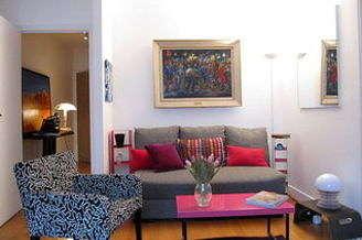 Auteuil París 16° 1 dormitorio Apartamento