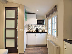 Квартира Париж 6° - Кухня