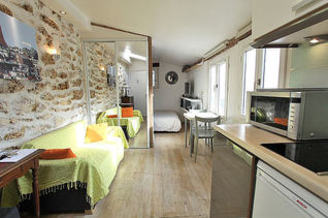 Apartment Rue Saint Bon Paris 4°