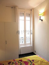 公寓 巴黎17区 - 卧室