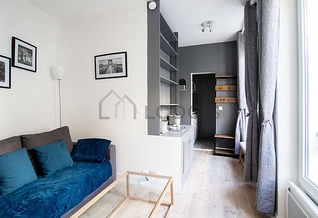 Quartier Latin – Panthéon Paris 5° 1 bedroom Duplex
