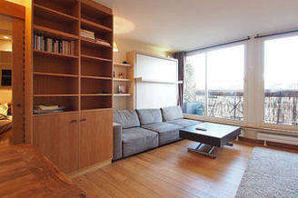 Port Royal Paris 14° studio with alcove