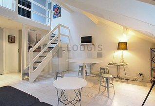 Duplex Rue De Sèvres Paris 7°