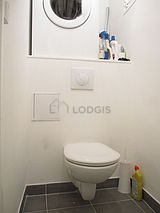 Appartement Paris 10° - WC
