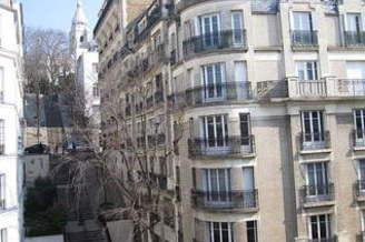 Apartment Rue Chappe Paris 18°