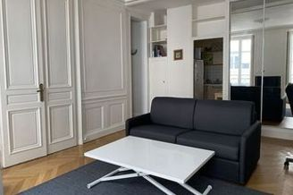 Grands Boulevards - Montorgueil Paris 2° 1 bedroom Apartment