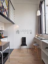 Duplex Paris 14° - Cuisine