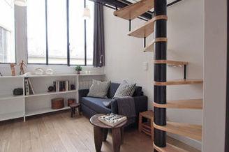 Duplex 1 chambre Paris 14° Alésia