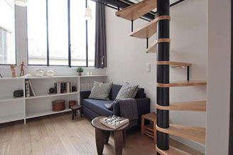 Alésia Paris 14° 1 bedroom Duplex