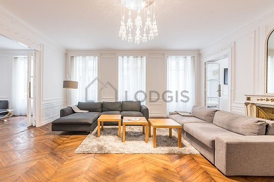 Location appartement 3 chambres avec ascenseur chemin e for Appartement meuble paris 16