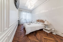Apartamento París 16° - Dormitorio 3