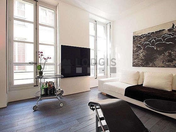 Location appartement 1 chambre paris 6 rue f rou for Appartement meuble paris long sejour