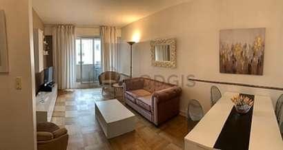 Nation Paris 11° 2 Schlafzimmer Wohnung