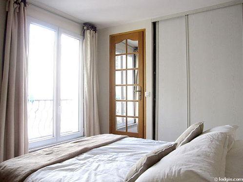 Appartement Paris 9° - Chambre