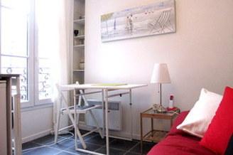 Квартира Rue Aristide Bruant Париж 18°