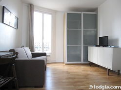 Apartment Paris 12° - Living room