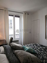 Appartement Paris 18° - Chambre