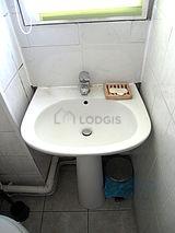 Appartement Paris 10° - Salle de bain