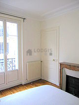 Apartment Paris 10° - Bedroom