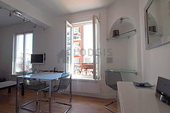 Квартира Париж 20° - Гостиная